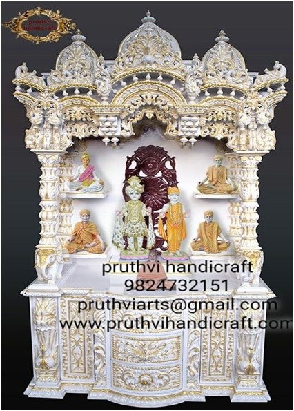 Buy Wooden Temple for Home at Best Price